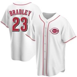 Archie Bradley Cincinnati Reds Men's Replica Home Jersey - White