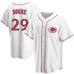 Bret Boone Cincinnati Reds Youth Replica Home Jersey - White