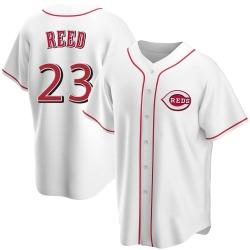 Cody Reed Cincinnati Reds Men's Replica Home Jersey - White
