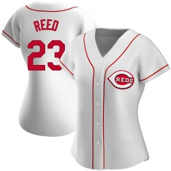 Cody Reed Cincinnati Reds Women's Authentic Home Jersey - White